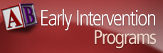 Early Intervention Programs
