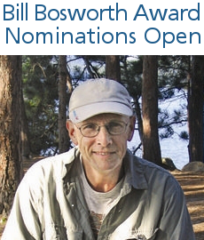 Bill Bosworth Award Nominations Open